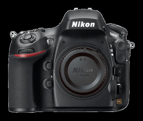Nikon D800 y sus 36 megapíxeles