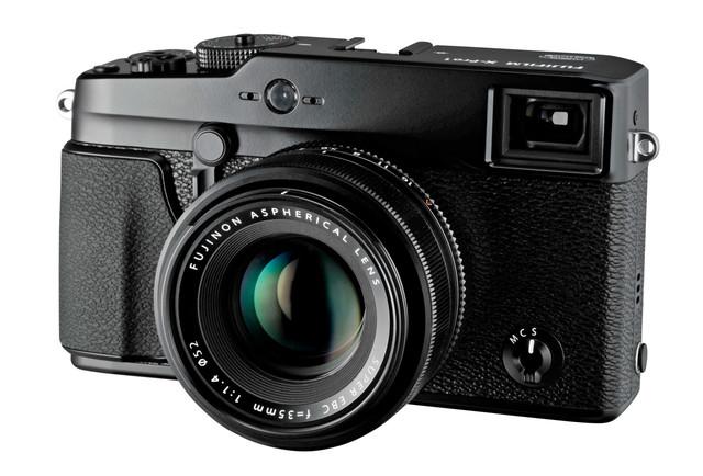 Fuji X-pro1, sin espejo y con sensor X-Trans