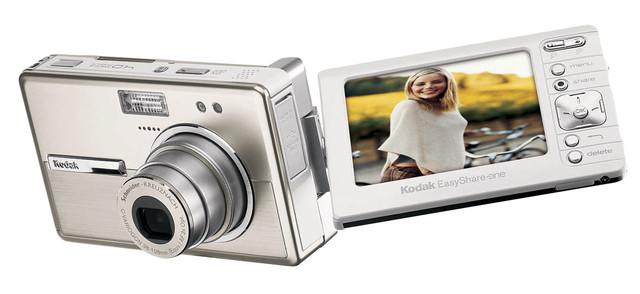Kodak EasyShare One, WiFi en una compacta