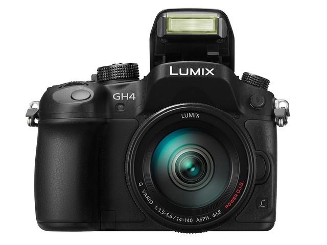 Panasonic Lumix GH4, la grabadora de vídeo
