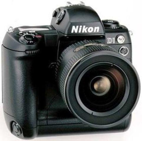 cámaras con un mega pixel