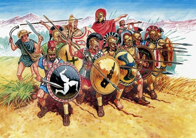 Guerra del Poloponès