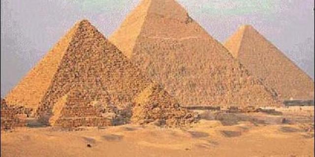 Piramides d'egipte