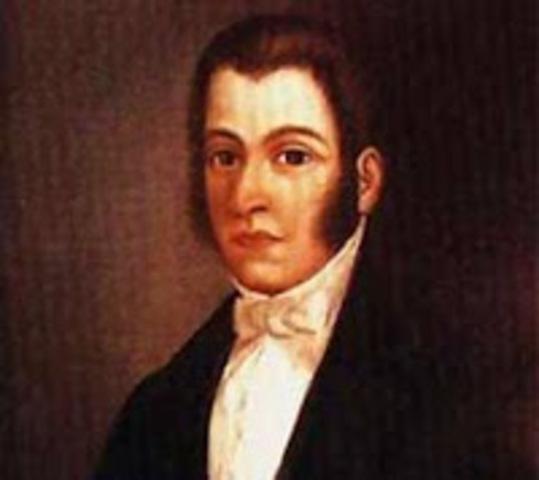 Camilo Torres Tenorio 1er periodo
