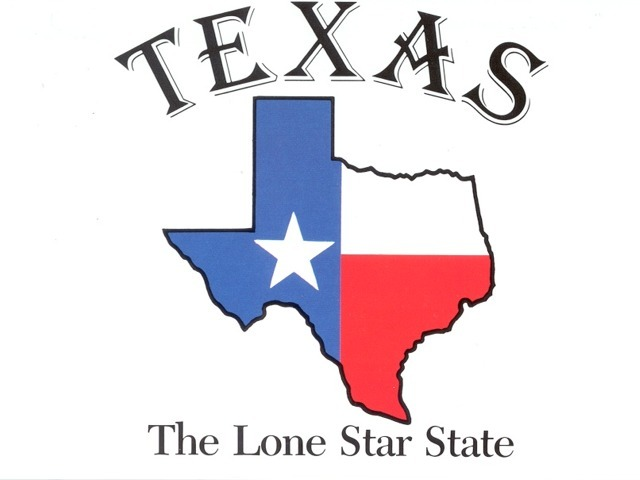 Texas admitted