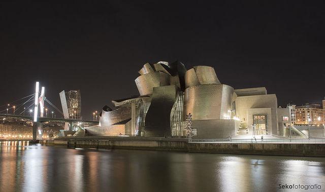 Museo Guggenheim de Bilbao (Gehry)