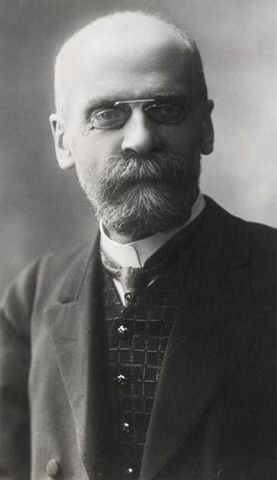 Durkheim e o início da sociologia