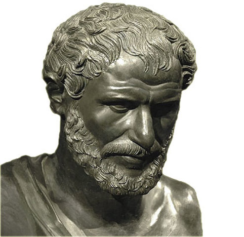 Nacimiento de Heráclito de Éfeso