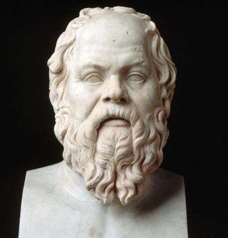 Nacimiento de Sócrates