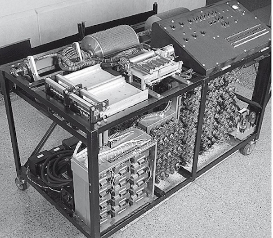 Машина ABC (Atanasoff–Berry Computer)
