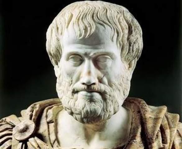 Aristóteles, Realista.