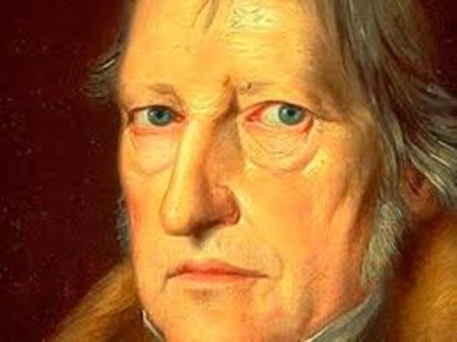 Hegel Idealista
