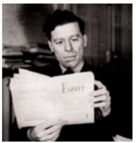 EMMANUEL MOUNIER, PERSONALISTA.