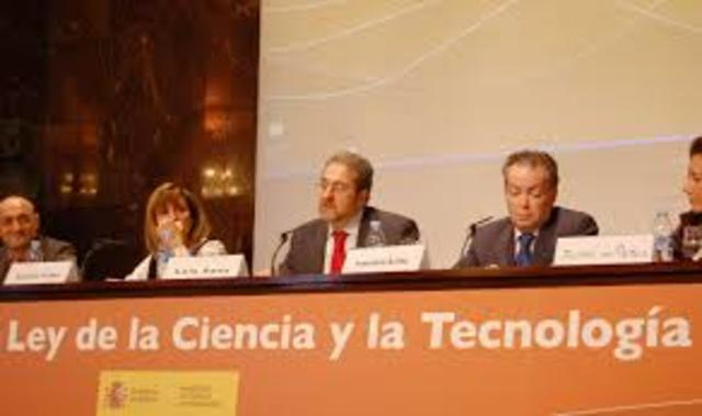 LEY DE CIENCIA Y TECNOLOGÍA