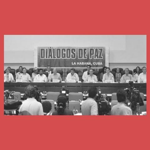 Comienzo de las negociaciones en La Habana, Cuba