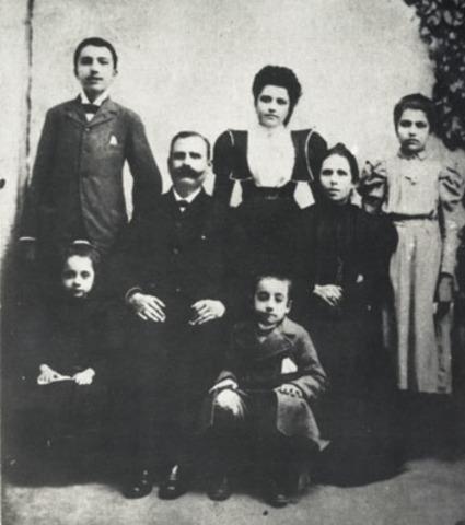 Η γέννησή του και η οικογένειά του