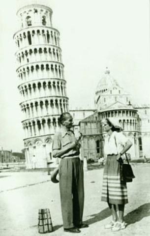 Το ταξίδι στην Ιταλία