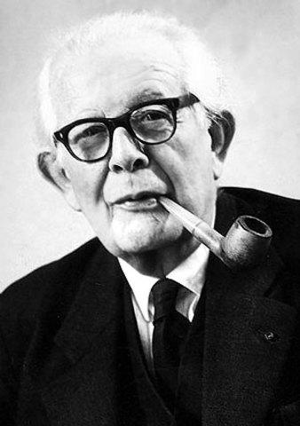 Jean Piaget, la teoría cognitiva