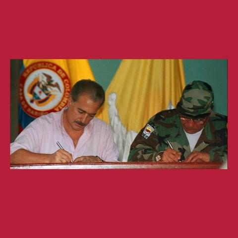 Diálogos entre las FARC y el gobierno de Andres Pastrana