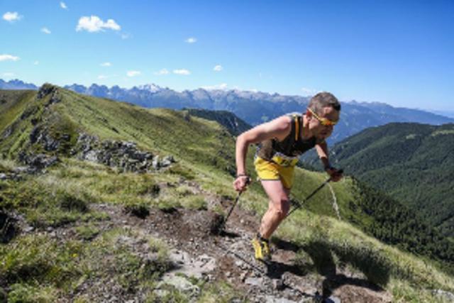 Stava mountain race e Vertical del Cornon
