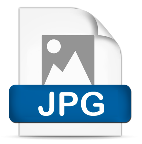 Aparicion del formato JPEG