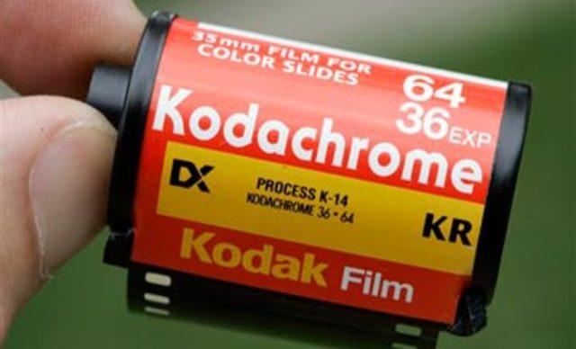 Kodak deja de fabricar el rollo de diapositivas Kodachrome