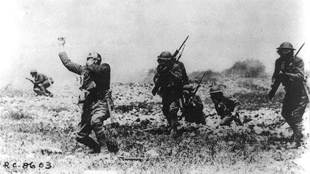 Fotografias del periodo de guerra