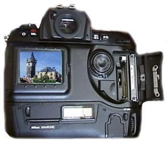 Reflex Nikon D1