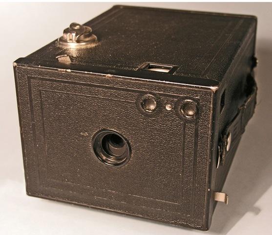La cámara kodak
