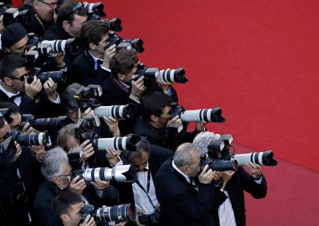 El paparazzi