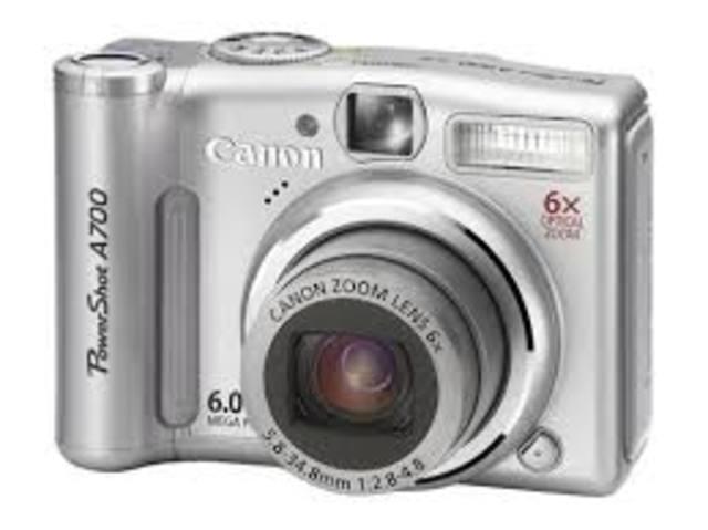El auge de la cámara digital