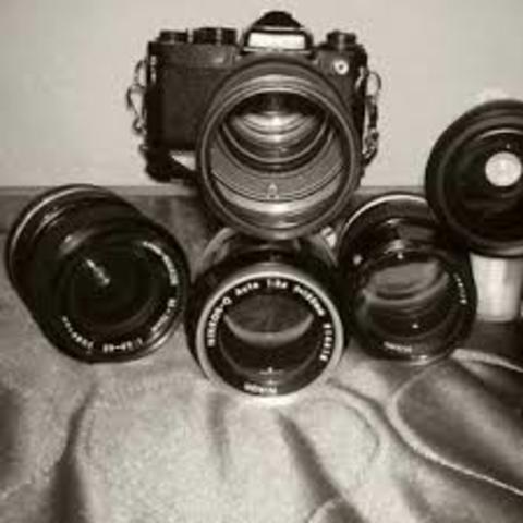 primera fotografia a color