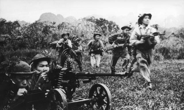 Guerra de Vietnam:Viet Cong