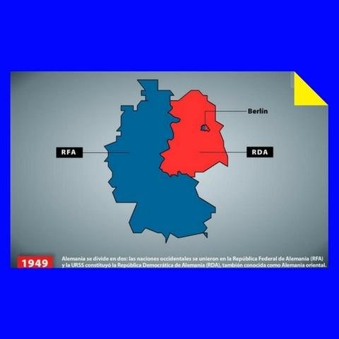 División de Alemania en dos Estados