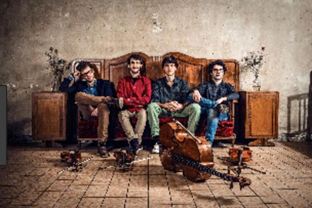 I suoni delle Dolomiti: Vision String Quartet