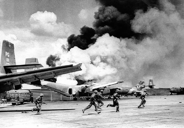 Guerra de Vietnam:Rendision de Vietnam capitalista