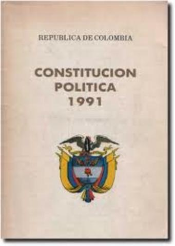 Constitution of Colombia of 1991