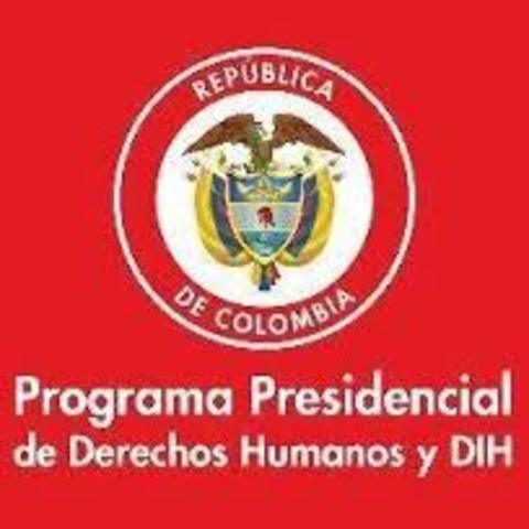 Presidential Program on Human Rights and IHL
