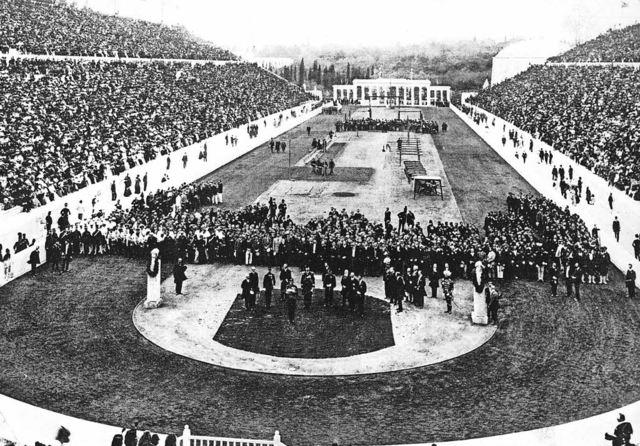 Jogos Olímpicos de Verão de 1896