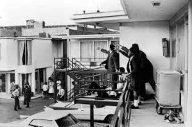 Death of MLK