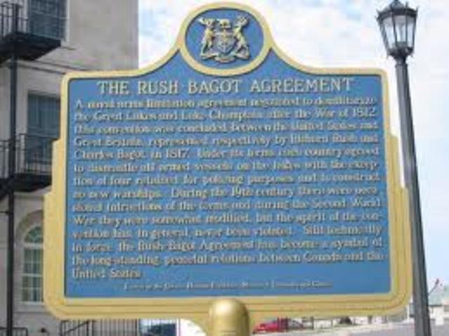 Rush Bagot Agreement