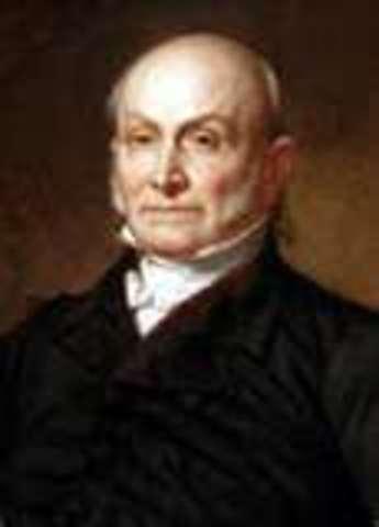 John Quincy Adams elected