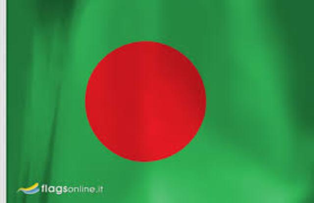 Independencia de la India:Independencia de Bangladesh