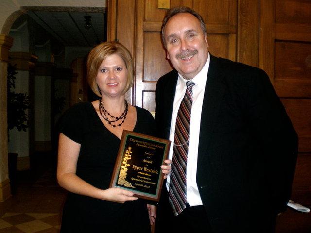 Upper Westside Wins Award