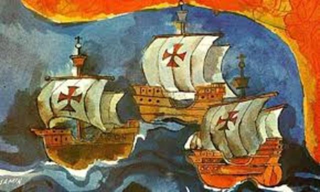Descubrimiento de América 1492