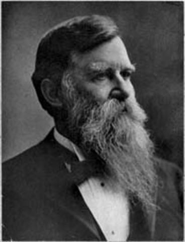 1831 Mar 12, Clement Studebaker, auto maker, was born.