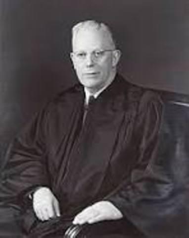 Earl Warren Supreme Court