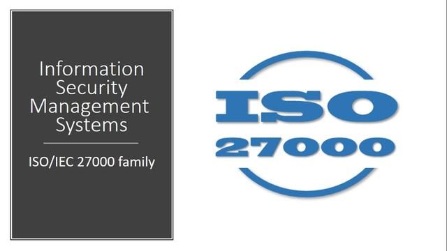 Norma ISO/IEC 27000