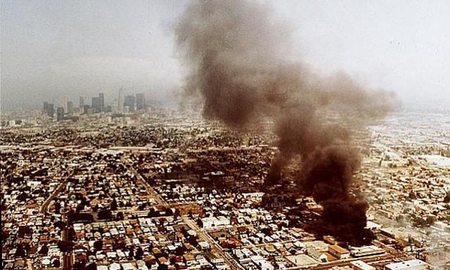 No Justice, No Peace: The L.A. Riots
