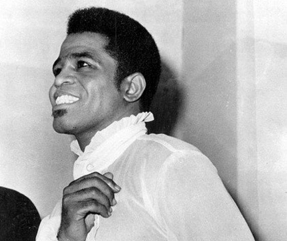 Feeling Good in the Soul: James Brown